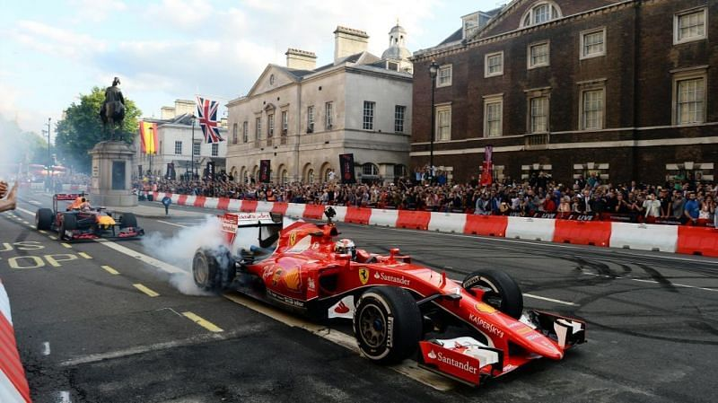 A Grand Prix on the streets of London has been long in the pipeline for Liberty Media