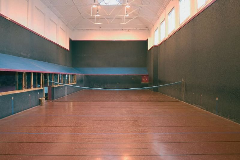 Real Tennis Courts