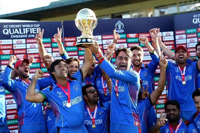 Afganistan qualified for 2019 world cup