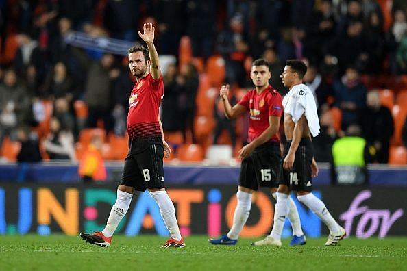Manchester United missed a golden opportunity to top the group