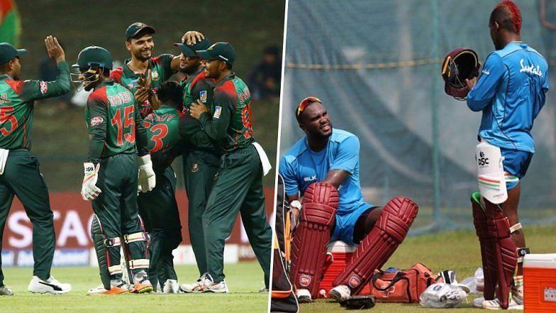 Bangaldesh vs West Indies