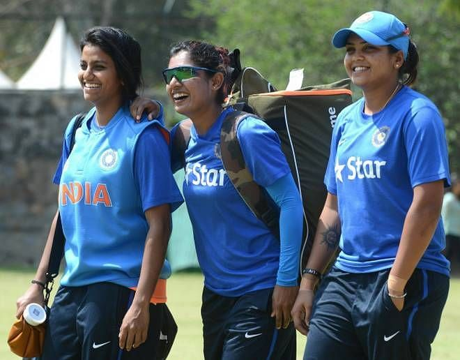 While Mithali Raj was retained as the ODI captain, Veda Krishnamurthy was dropped from the team