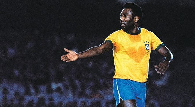 Pele, the greatest footballer of all time, had a good rapport with all his managers