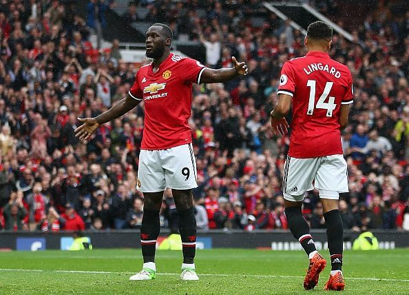 Lukaku became one of the most expensive strikers in the history of football after his move to Manchester United