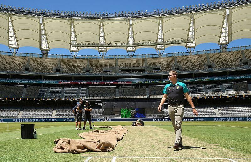 New Perth Cricket Ground