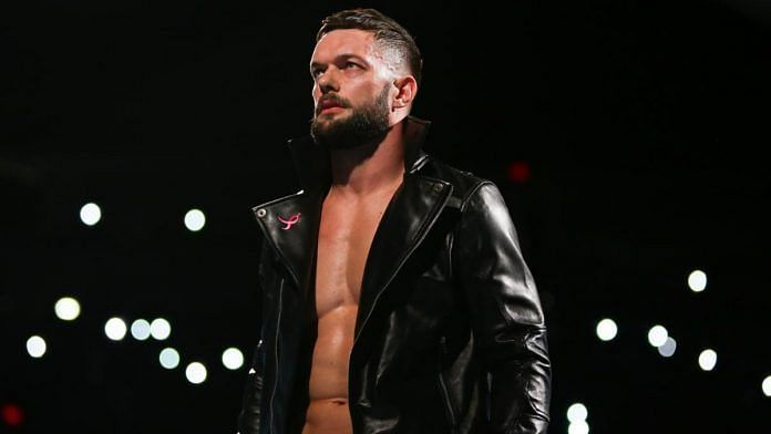 Balor is looking to make a huge statement