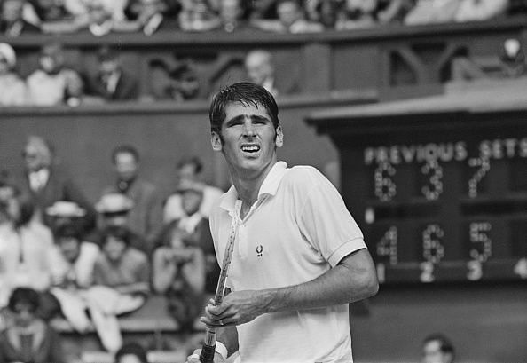 Mart Riessen - One of the best doubles players of all-time forged a strong partnership with the great Margaret Court in the late 1960s and early 1970s