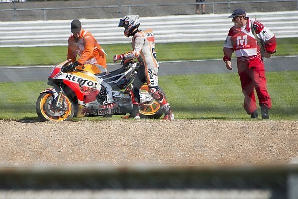 Marc Marquez won the World Riders