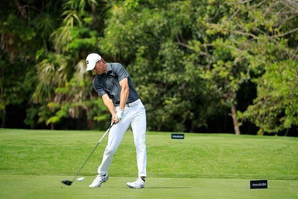 Mayakoba Golf Classic - Round One