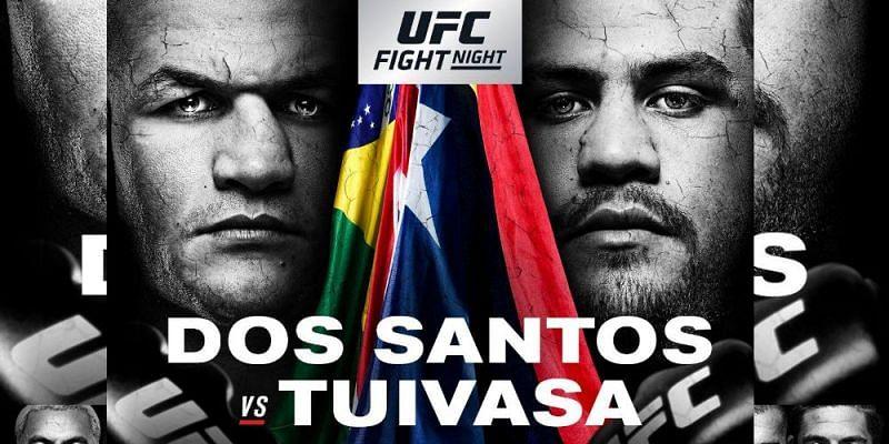 UFC Fight Night 142: Dos Santos vs. Tuivasa featured an explosive fight card in Adelaide, Australia