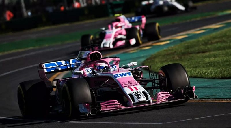 Force India overcame a lot of troubles in 2018