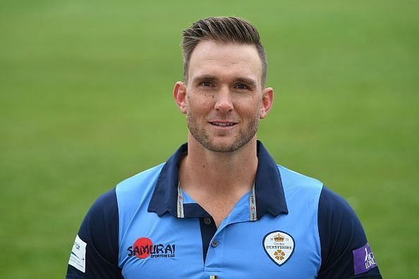 Derbyshire CCC Photocall