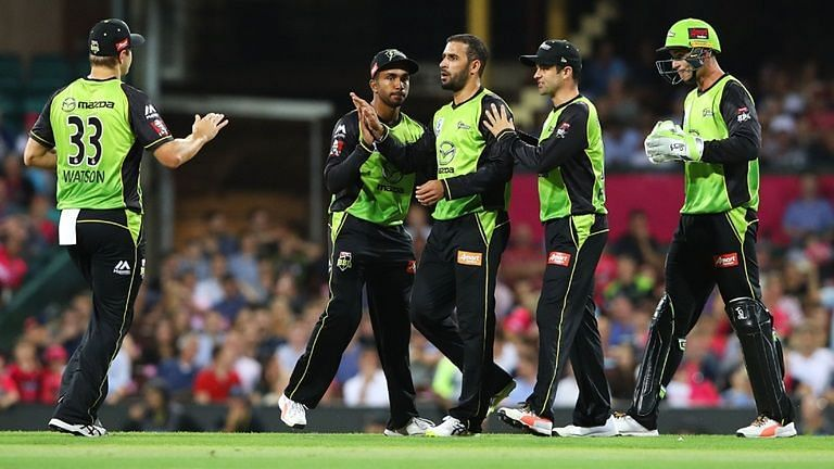 Sydney Thunder aim to end Sixers winning streak