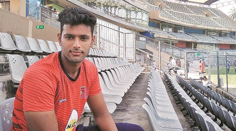 Shivam Dube grabbed the headlines after his exceptional show in Ranji Trophy 2018-19