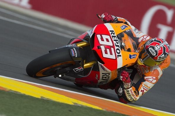 Marc Marquez won his first riders