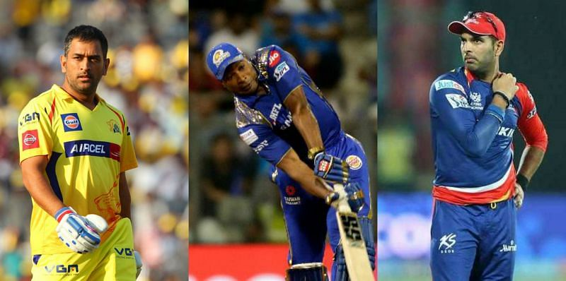 Different players drew attractive bids across all the twelve auctions of the IPL