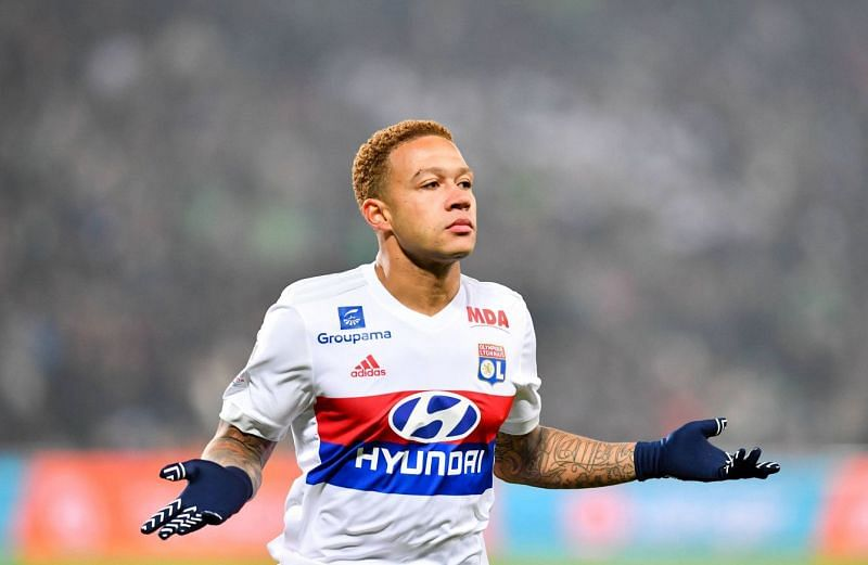 Memphis has rediscovered his form at Lyon