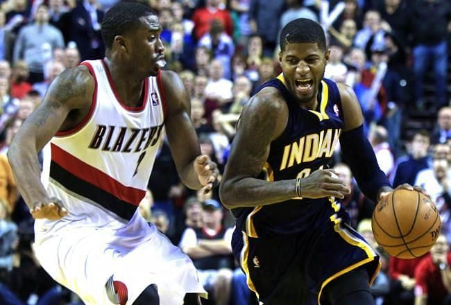 Paul George dropped 43 points in a loss to the Blazers