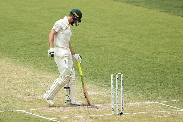 Australia v India - 2nd Test: Day 2