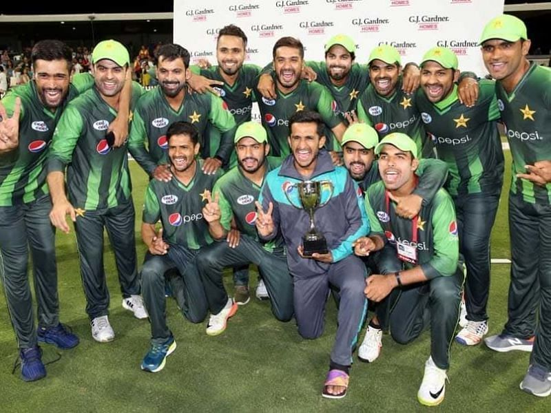 Pakistan registered most consecutive series victories in T20Is