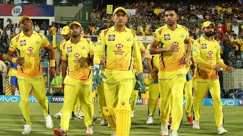 The Chennai Super Kings will face Bangalore royal challengers in very first match of this edition