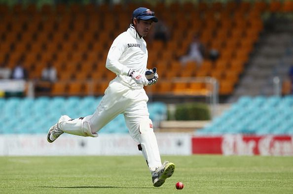 The best Indian wicket-keeper at the moment.