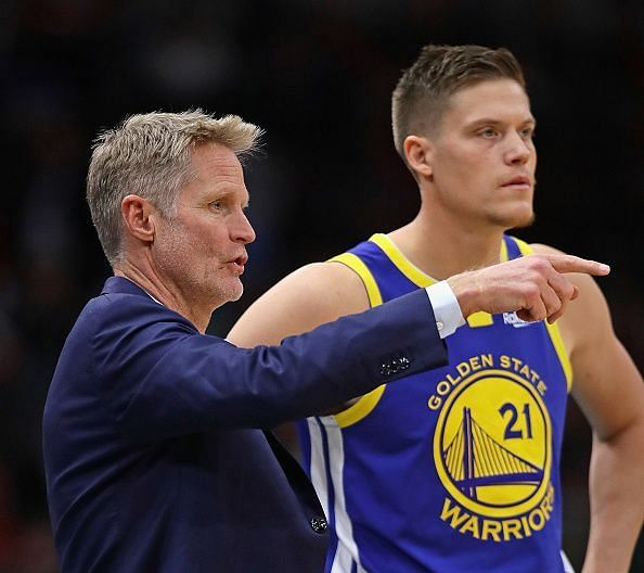 Jonas Jerebko is receiving extended minutes with the Warriors