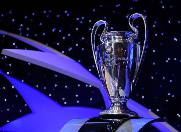 UEFA Champions League & UEFA Cup Draw