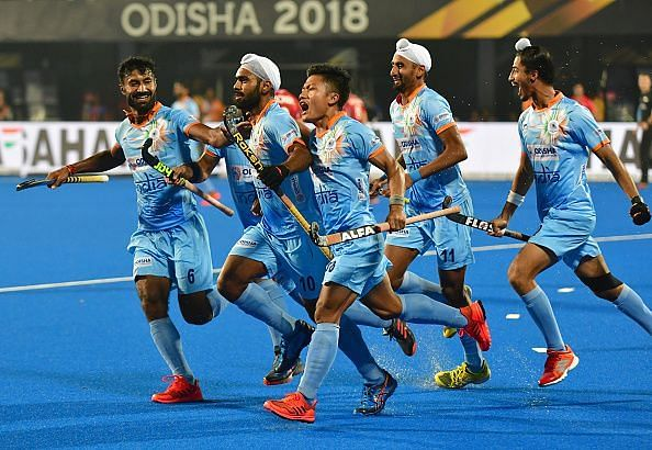 India have won one match and drawn one in their campaign thus far