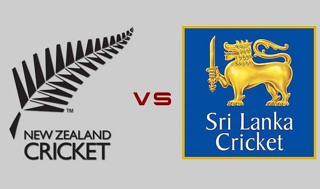Newzealand vs Srilanka