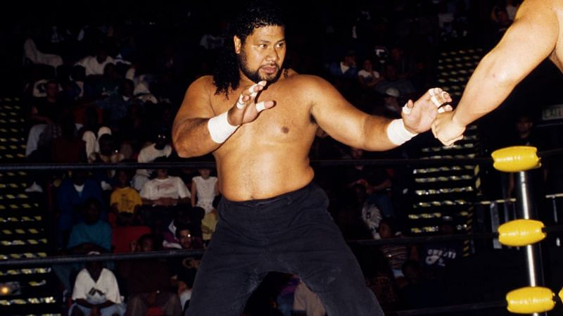 Haku is by far the toughest man in wrestling history