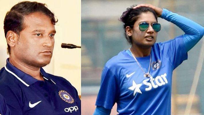 Mithali Raj vs Ramesh Powar