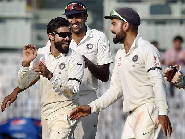 Jadeja warmed the bench even with spin, bounce on offer at Perth