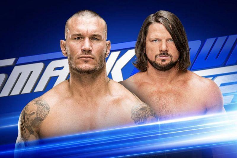 AJ Styles and Randy Orton