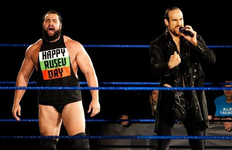 Rusev is the current US Champion