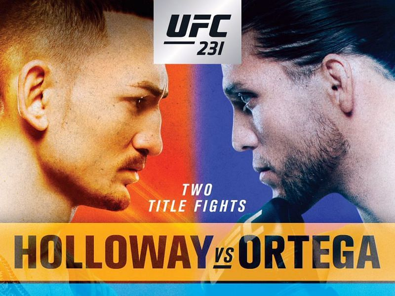 UFC 231 is one of the best cards of 2018 on paper