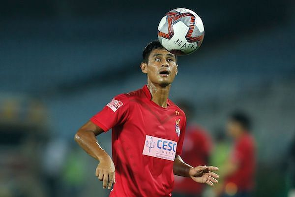 Eugeneson Lyngdoh has found playing time hard to come by at ATK