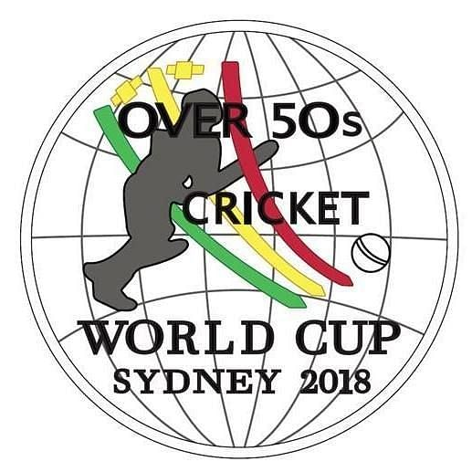 Over-50s Cricket World Cup (Credit: Over-50s Cricket World Cup Facebook Page)