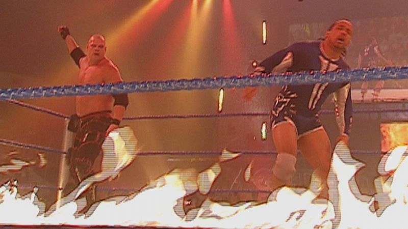 MVP vs Kane Inferno Match