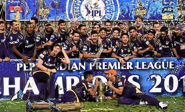 KKR won their 2nd IPL title in 2014