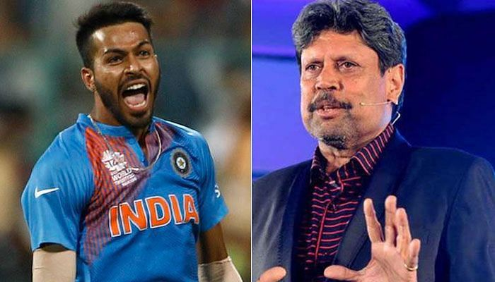 Image result for hardik pandya vs kapildev