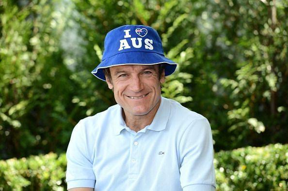 1988 Australian Open champion Mats Wilander