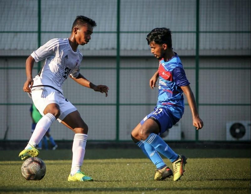 Johnson Mathew has five goals and four assists for FC Pune City in the group stages of the Elite League