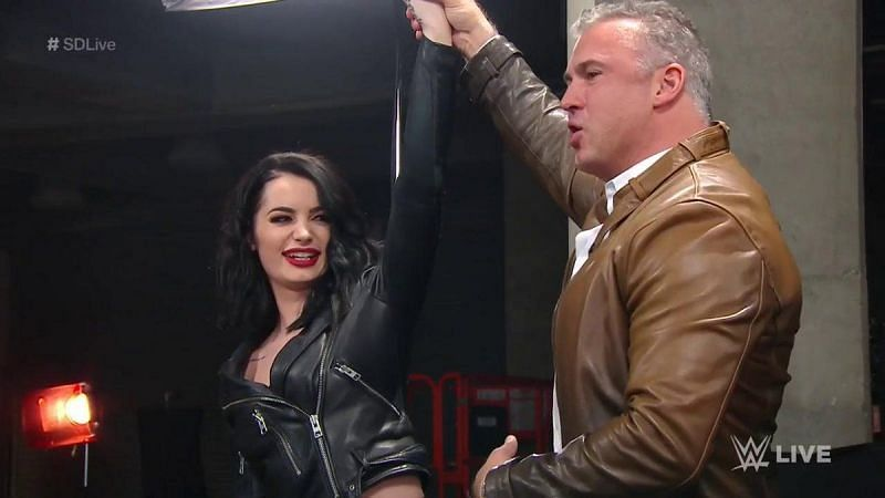Paige was relieved of her duties