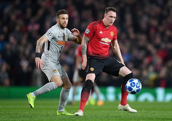 The 26-year old has been a part of United