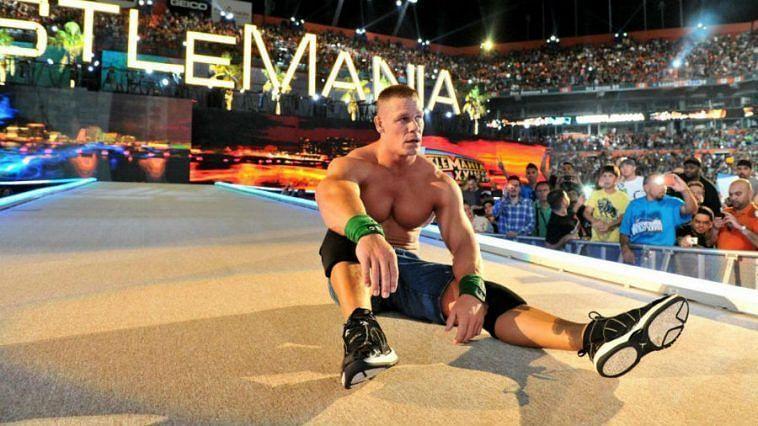 Who can make John Cena retire