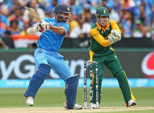 South Africa v India - 2013 ICC Champions Trophy