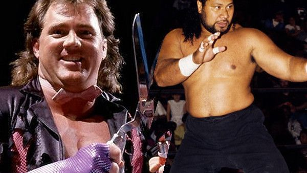 Brutus Beefcake left the WWF in 1993, and for very good reason