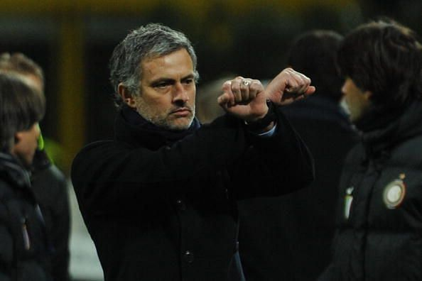Mourinho has been shrouded in controversy over the years