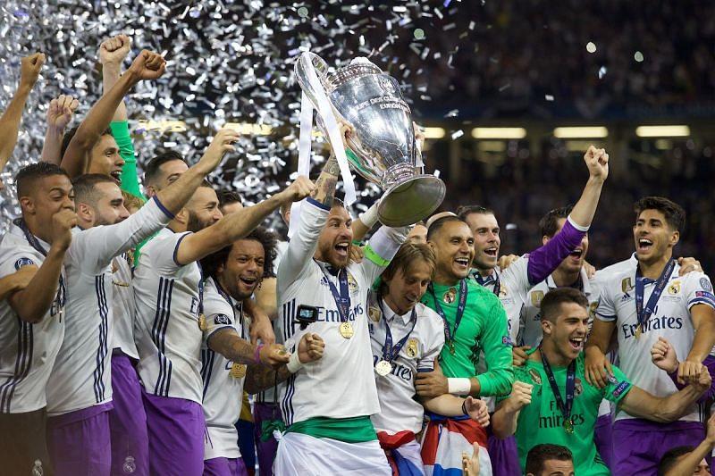 CHAMPIONS LEAGUE WINNER 2017-18
